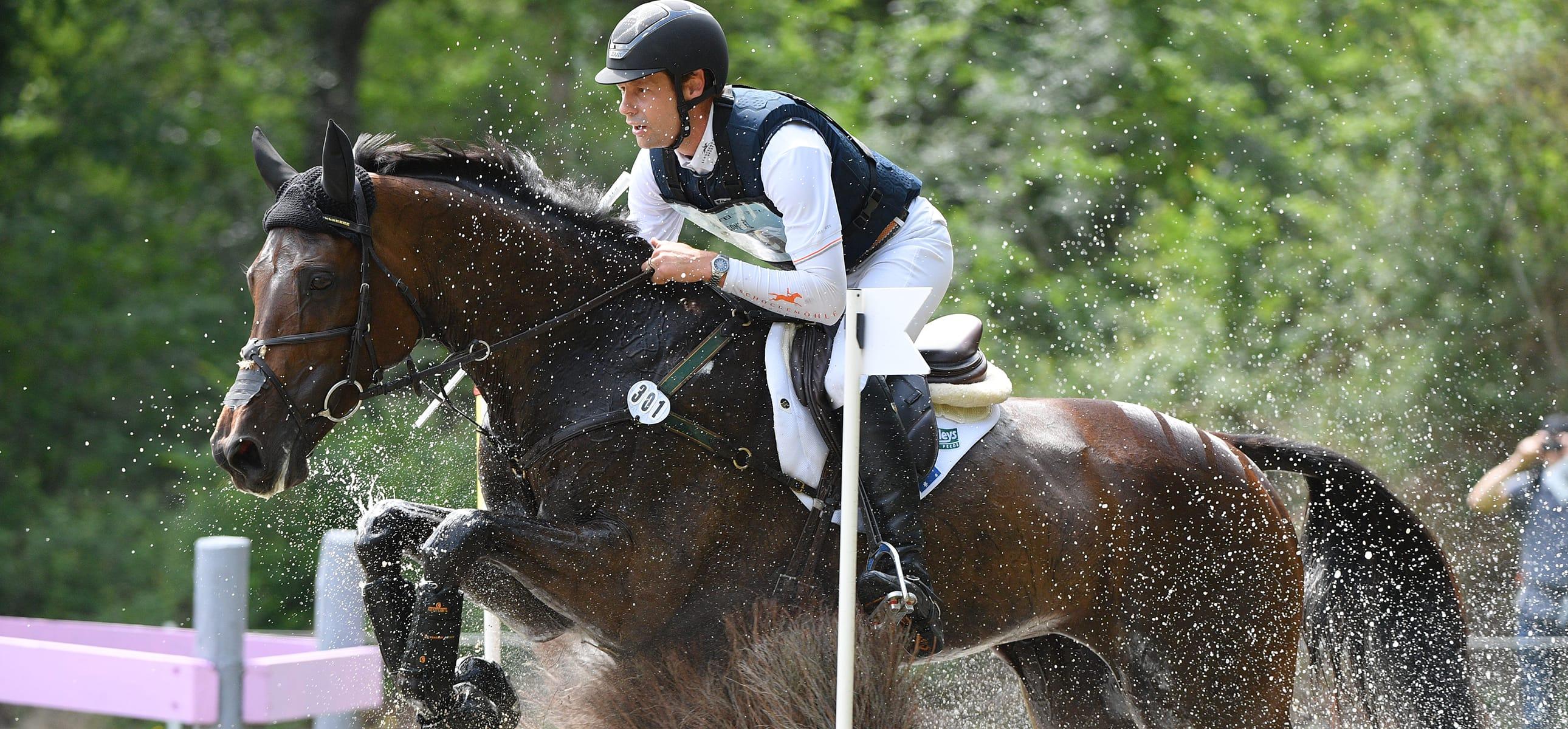 Olympian Chris Burton