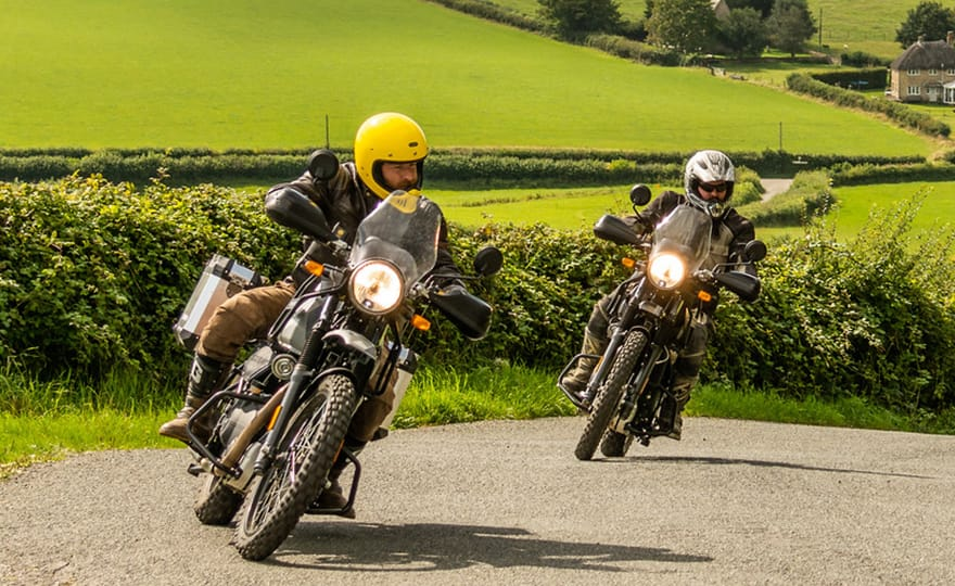 Tour Upland Dorset with Superior Motorcycle Experiences