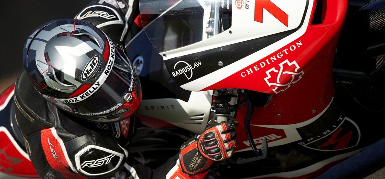 Chedington sponsors Spirit Motorcycles